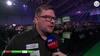 James Wade tæver Michael van Gerwen - og kritiserer konkurrenterne i interview bagefter