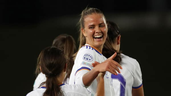 Dansk angriber får Real Madrid-gennembrud med CL-hattrick