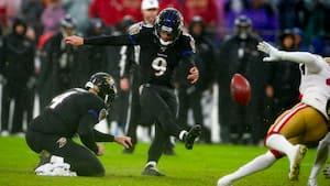 'Der er ikke nogen, man hellere ville have til at sparke end ham' - storkampen i NFL afgjort i sidste sekund