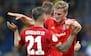 Kaufmann erstatter skadet Faghir på U21-landsholdet