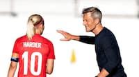 Landstræner: Mindre stærk kvindeliga giver os en fordel
