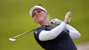 Nanna Koerstz Madsen glider ud af top-ti i majorturnering