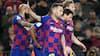Kreativt: Spanske fodboldstjerner fylder tomt program med Fifa-turnering