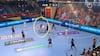 'Det er et fuldstændigt cirkusmål' - hele hallen bryder ud i jubel efter vanvittig scoring