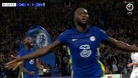 Så kom den: Lukaku bringer Chelsea foran mod Zenit
