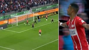 Av, av, av: PSV holder tidlig legestue med scoring til 3-0