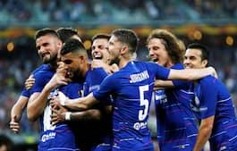 Chelsea knuser Arsenal i Europa League-finalen