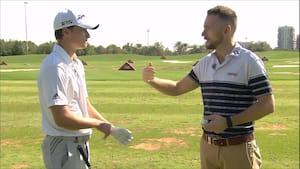 Rasmus Højgaard imponerer på Sky Sports: 'Min bror slår endnu længere'