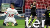 Sevillas ti mand var nede 0-2 på eget græs: Men fantastisk fight gav pote - se højdepunkterne fra det vilde comeback her