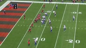 Browns - Bills highlights uge 10