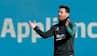 FC Barcelona sparer Lionel Messi mod Inter