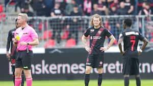 FCM smider vitale point i guldkampen - se højdepunkterne fra 1-1-kampen mod Randers her