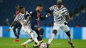 Storkamp mellem PSG og Man United: Få TV-overblikket over dagens kampe her