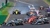 F1-teams står klar med hjælp til hospitalerne
