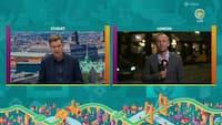 'England i chok over Eriksen - men lettede over at han er i bedring'