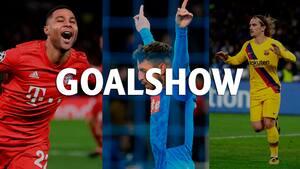 Mål, highlights, reaktioner, analyse - se hele tirsdagens Champions League Goalshow lige her