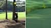 Ikonisk Masters-slag: Mickelson var helt ude i skoven - endte med den grønne jakke