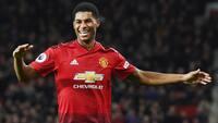 23 år, men blandt Uniteds mest erfarne: Her er Rashfords fem bedste scoringer i United-trøjen