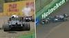 Vanvittig nedsmeltning: Hamilton ryger af banen – Bottas smadrer Mercedes-raceren i grimt crash