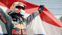 Verstappen vinder hollandsk GP efter 36 års fravær fra kalenderen - se højdepunkter fra Zandvoort