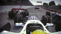 Kubicas comeback i Canada - polsk F1-stjerne kom tilbage efter uhyggeligt crash og vandt