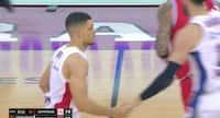 Dansk basketballstjerne imponerer i EuroLeague-debut: Se den vilde afslutning her