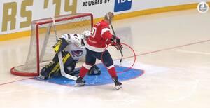 Svensk NHL-stjerne vinder Skills Challenge - Eller stjæler showet med vanvittig detalje