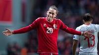 Status i pulje D: Sådan kommer Danmark til EURO 2020