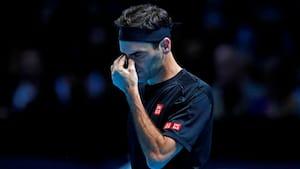 Federer vender først tilbage til tennisbanen i 2021