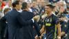 1 år siden: En grædende Ronaldo bliver vist ud i CL-debut