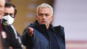 Mourinho bider tilbage efter Gunners-stikpille: Det siger mere om dem end om os!