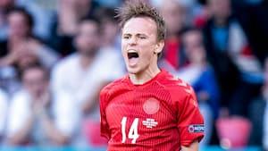 Storklubber stiller sig i kø for at købe Damsgaard - men Sampdoria vil holde på dansk komet