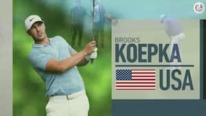 Efter kanon-start ved US Open: Koepka dumper ned på 16. pladsen – Se højdepunkterne her