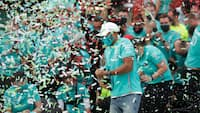 Imola er tilbage! Se da Lewis Hamilton tog sejren i sidste sæson