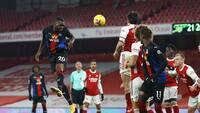 Træværk og klasseredning: Arsenal redder point mod Crystal Palace - se highlights her