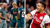 Ajax-træner bekræfter før 4-1-sejr: Dolberg forhandler om skifte