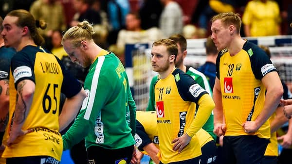 Svenske håndboldarrangører har problemer med at sælge billetter