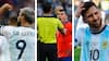 Messi-udvisning, Agüero- og Dybala-kasser, tvivlsomt VAR-straffe – Argentinsk bronzesejr havde det hele