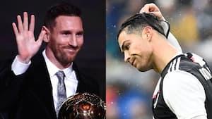 Fodboldkommentator: Messi er uden tvivl den største - Ronaldo er sat af
