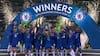 Chelsea-spillerne i jubel-rus: Her løfter de CL-trofæet