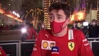 Leclerc: Kunne ikke holde Verstappen ud
