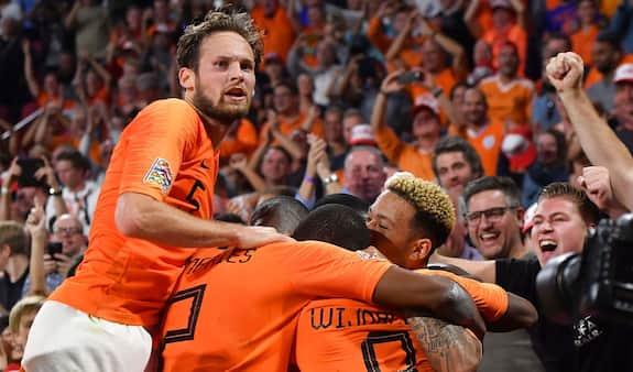 Holland overrasker og sørger for ny tysk fodboldnedtur