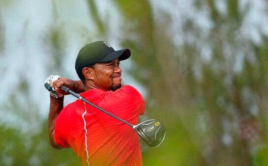 Tiger Woods vender tilbage på favoritbane