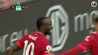 Sadio Mané skovler Liverpool på 1-0 mod Crystal Palace