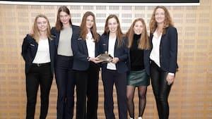 Historisk EM-guld sikrer pigelandshold Den Gyldne Golfbold