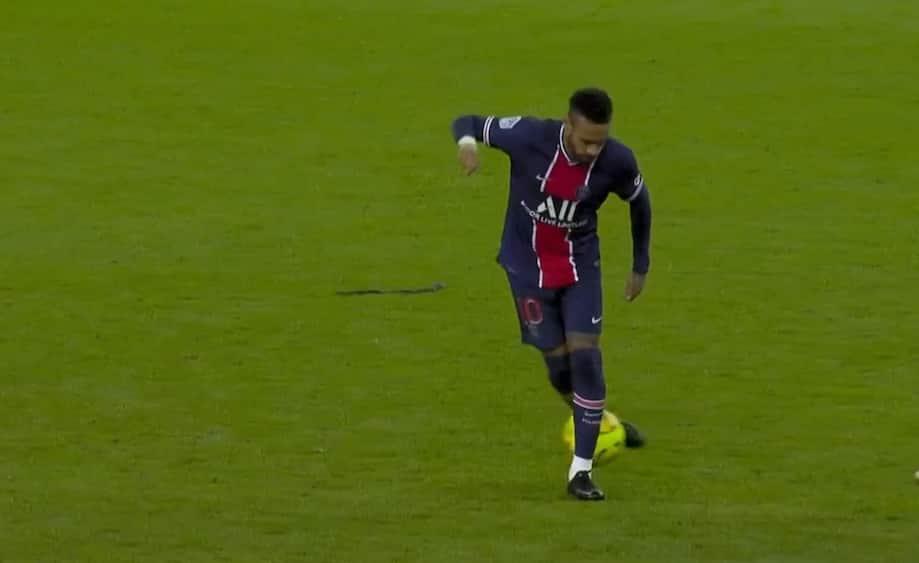 Så du det: Neymar leverer lækker-lækker-lækker detalje i PSG-sejr