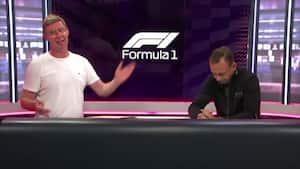 Kiesa og Palshøj gætter F1-bane kun ud fra motorlyd - se hele F1-quizzen her