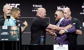 Colombo om trash talk: 'Han har jo  virkelig lukket kæften på McGregor'