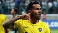Boca Juniors-spillere forsøger at lægge kaos bag sig før finale