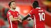 Highlights: Firmino og Jota afværger Liverpool-bommert mod underdog